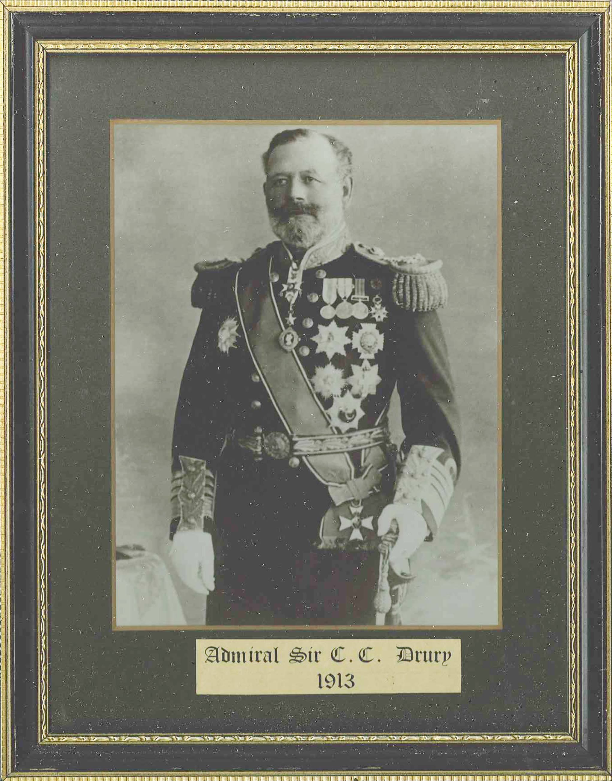 Image of /Admiral Sir C.C. Drury
